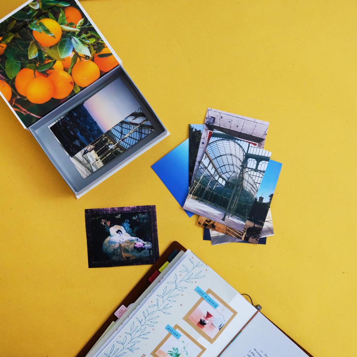Otras con collage o scrapbook (mi hobbie favorito))